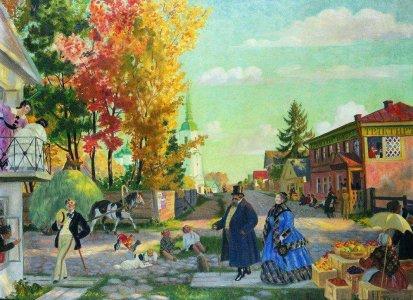 Московские сезоны: история городских гуляний
