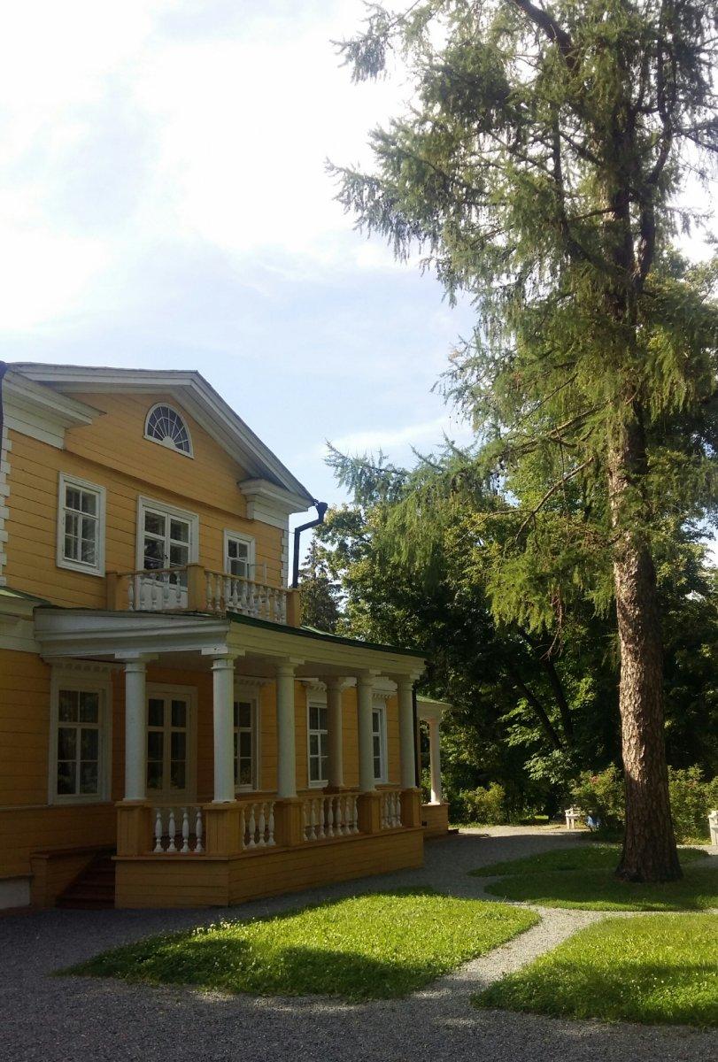 «Усадьба Большое Болдино. А. С. Пушкин: от предков до потомков»