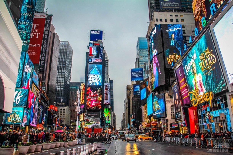 8.18. Обзорная экскурсия по Нью-Йорку и посещение одного музея на выбор