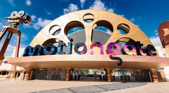 Парк Motiongate Dubai (Индивидуально)