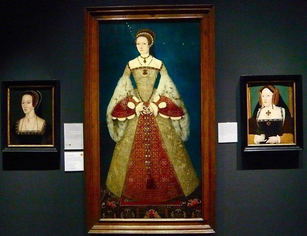 Экскурсия в Национальную Портретную Галерею Лондона