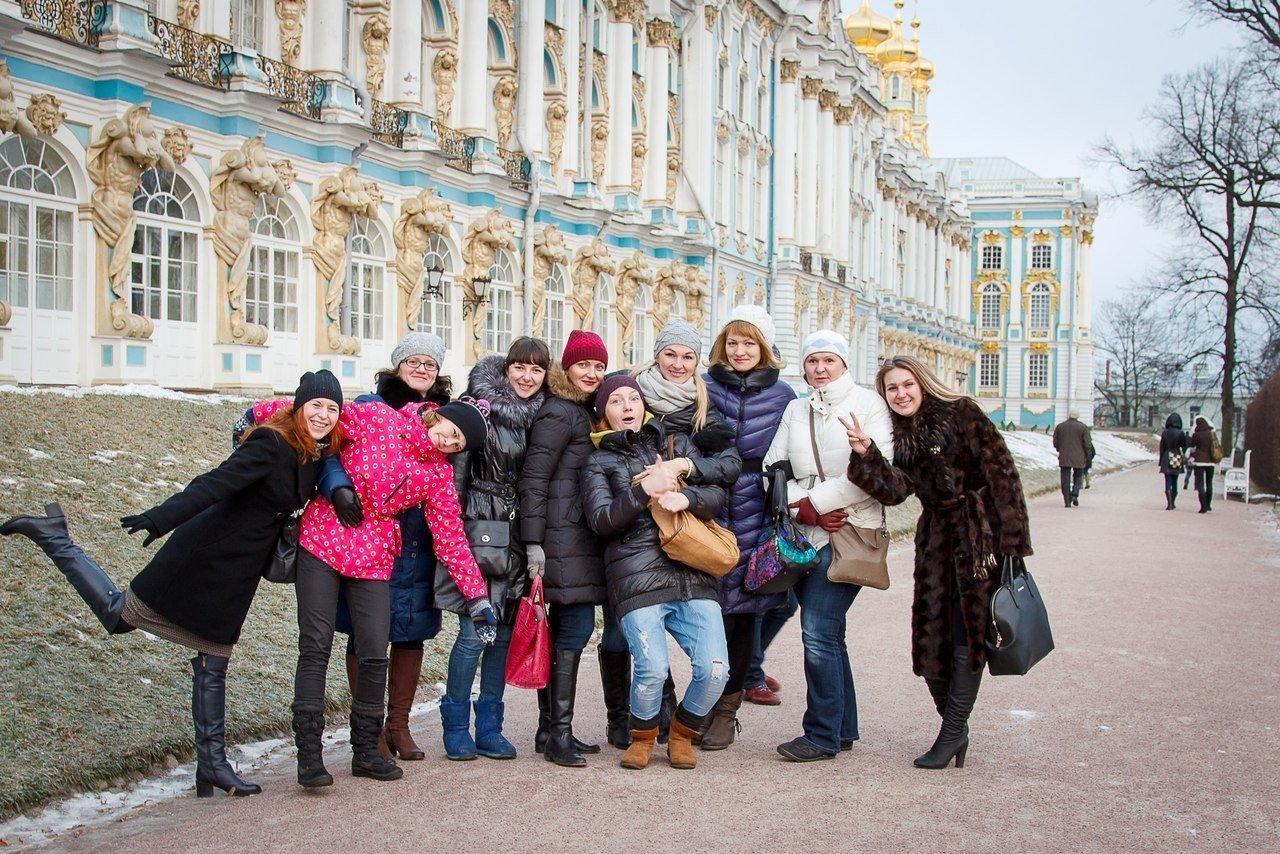 Царское Село с посещением Екатерининского дворца