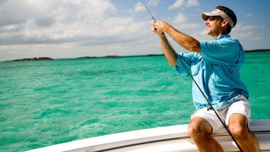 Морская рыбалка VIP