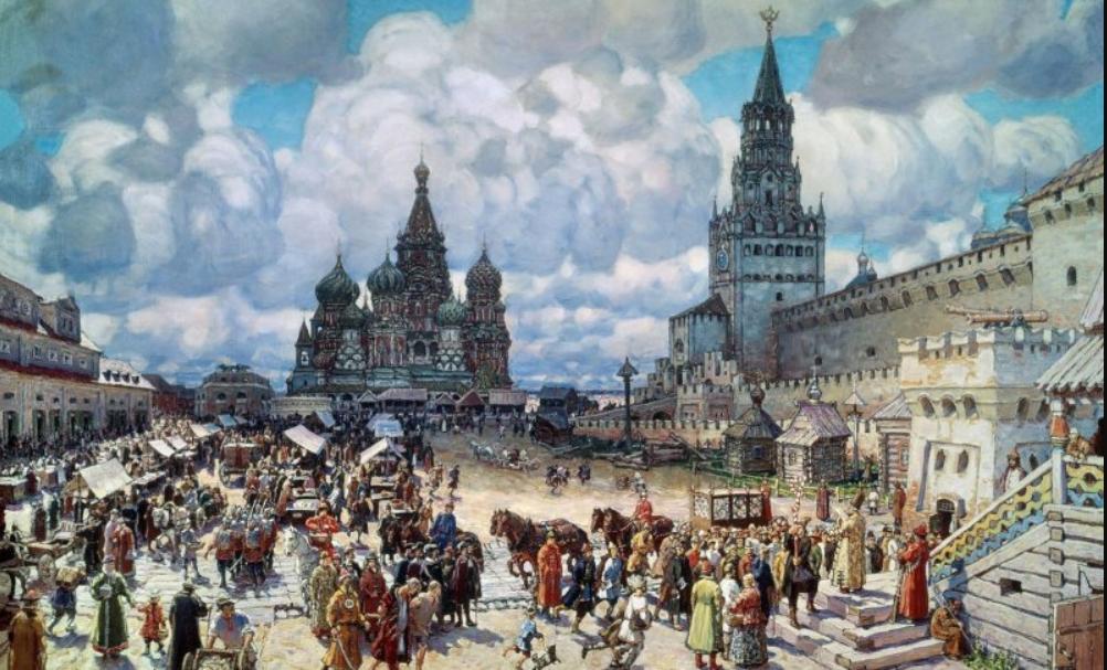 Красная площадь и Александровский сад раскрывают тайны