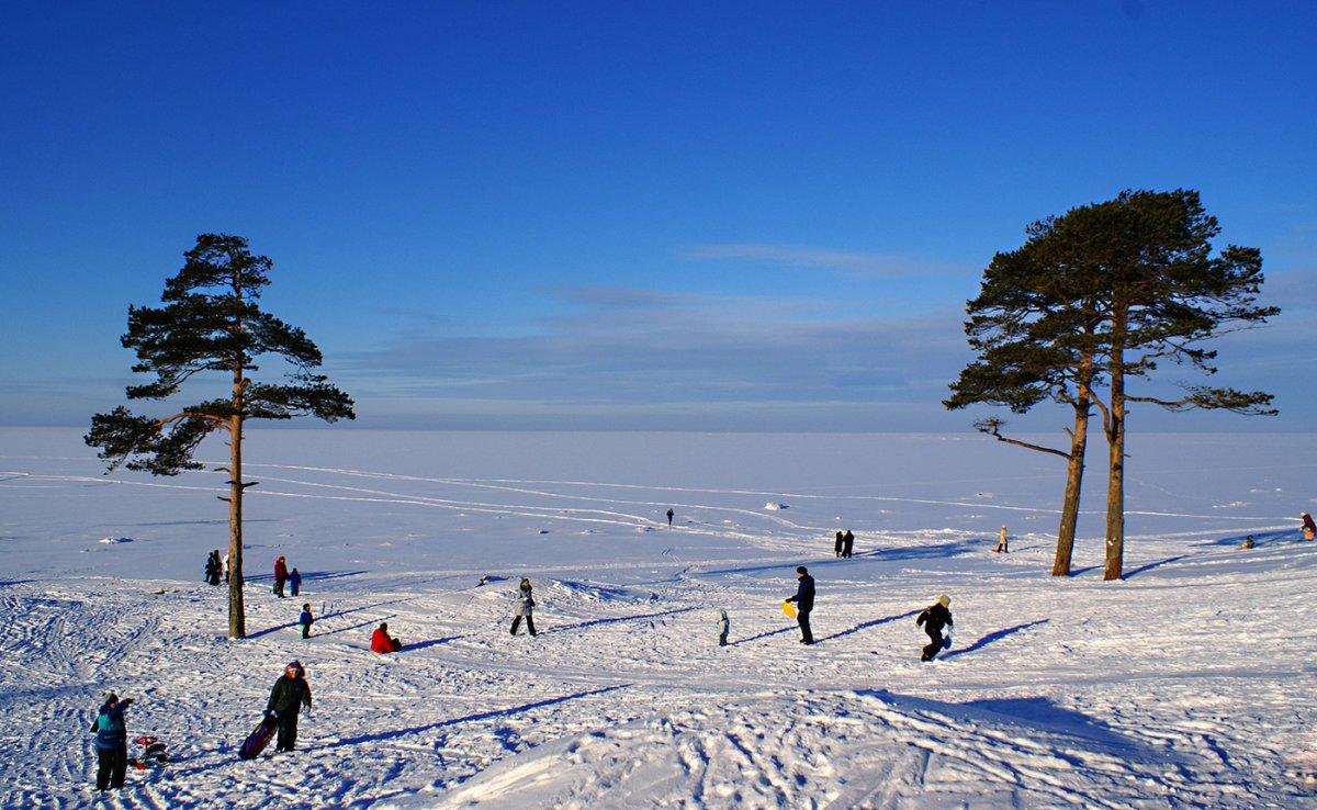 К Белому морю в Северодвинск