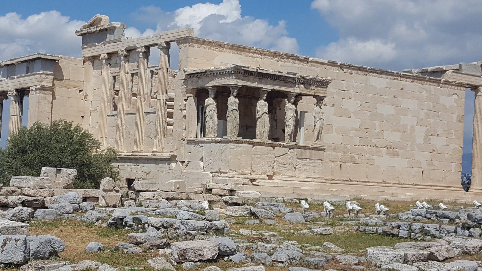 Групповая обзорная экскурсия по Афинам с посещением Акрополя