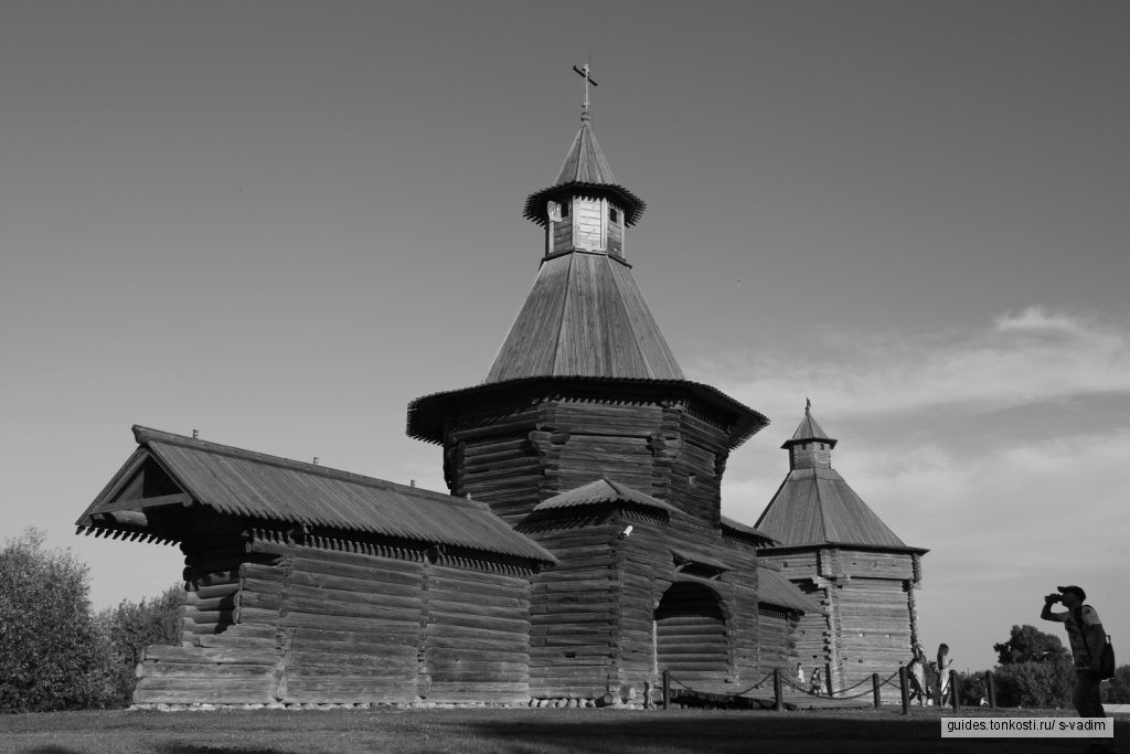 Интереснейшие места Москвы
