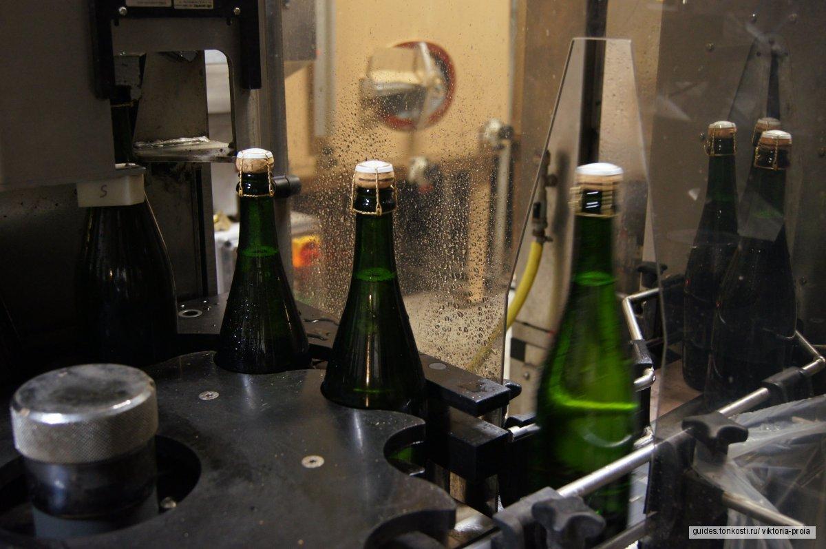 Волшебная страна шампанского