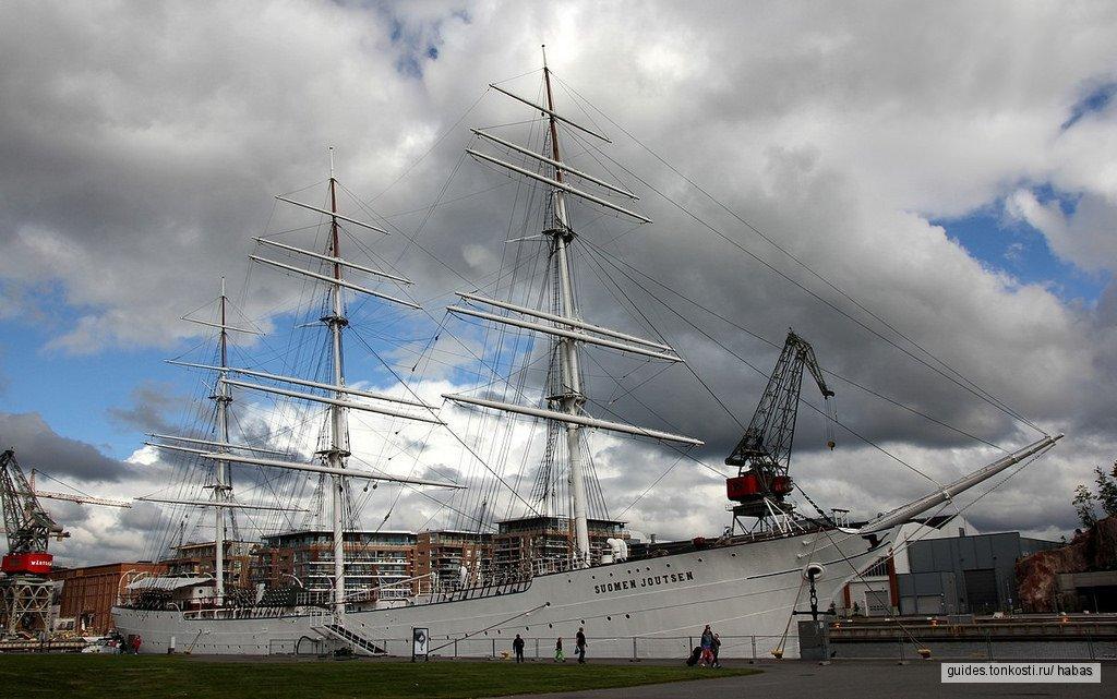 Турку — первый город и первая столица Финляндии