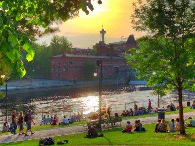 Тампере — любимый город финнов