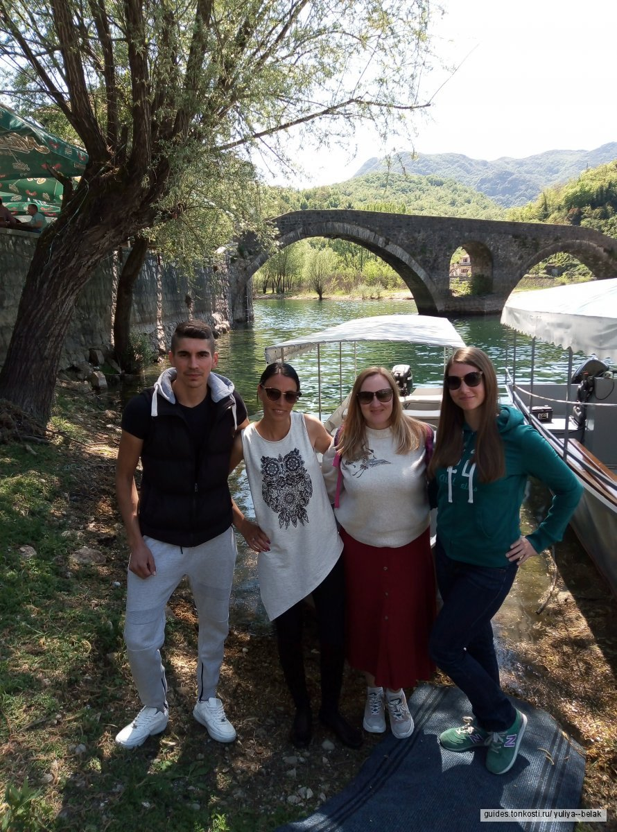 Релакс-тур по Реке Црноевича и Скадарскому озеру