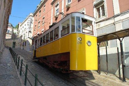 Обзорная «Сердце Лиссабона» пешком и на старинном транспорте