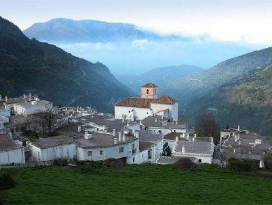 Альпухарра — Испанские Альпы