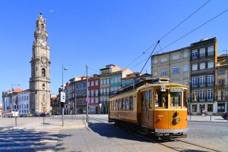 Пешеходная экскурсия по городу Порту  —старинной жемчужине Португалии