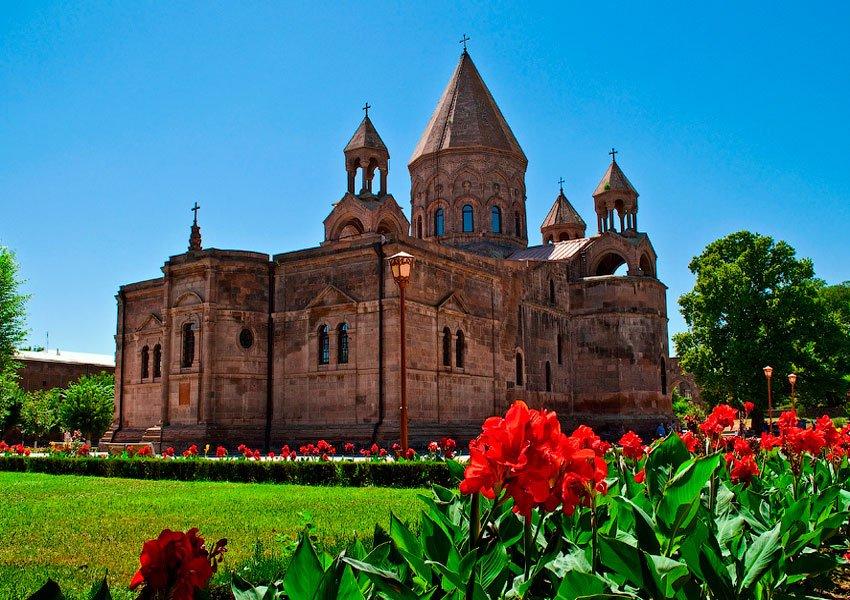 Экскурсия в древнюю столицу Армении