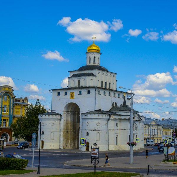 Владимир — жемчужина Золотого кольца