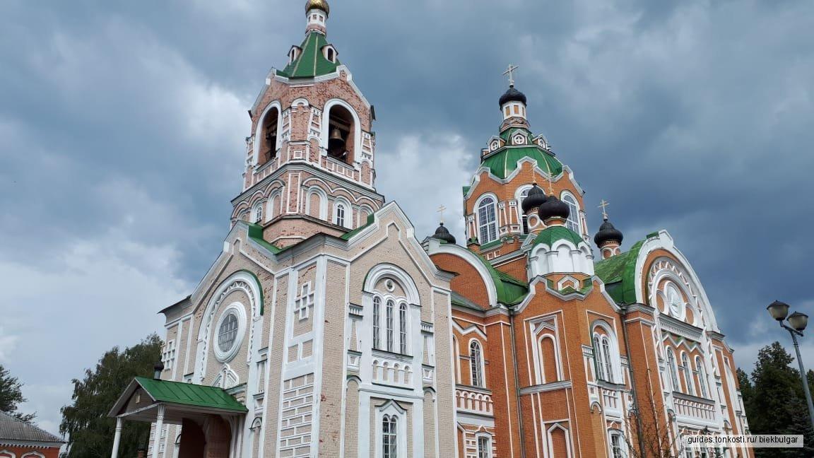 Шереметевский замок (посёлок Юрино, Марий Эль)