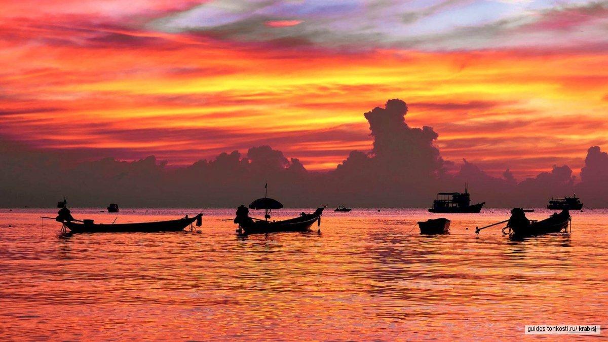 Вечерний круиз по Андаманскому морю с ужином