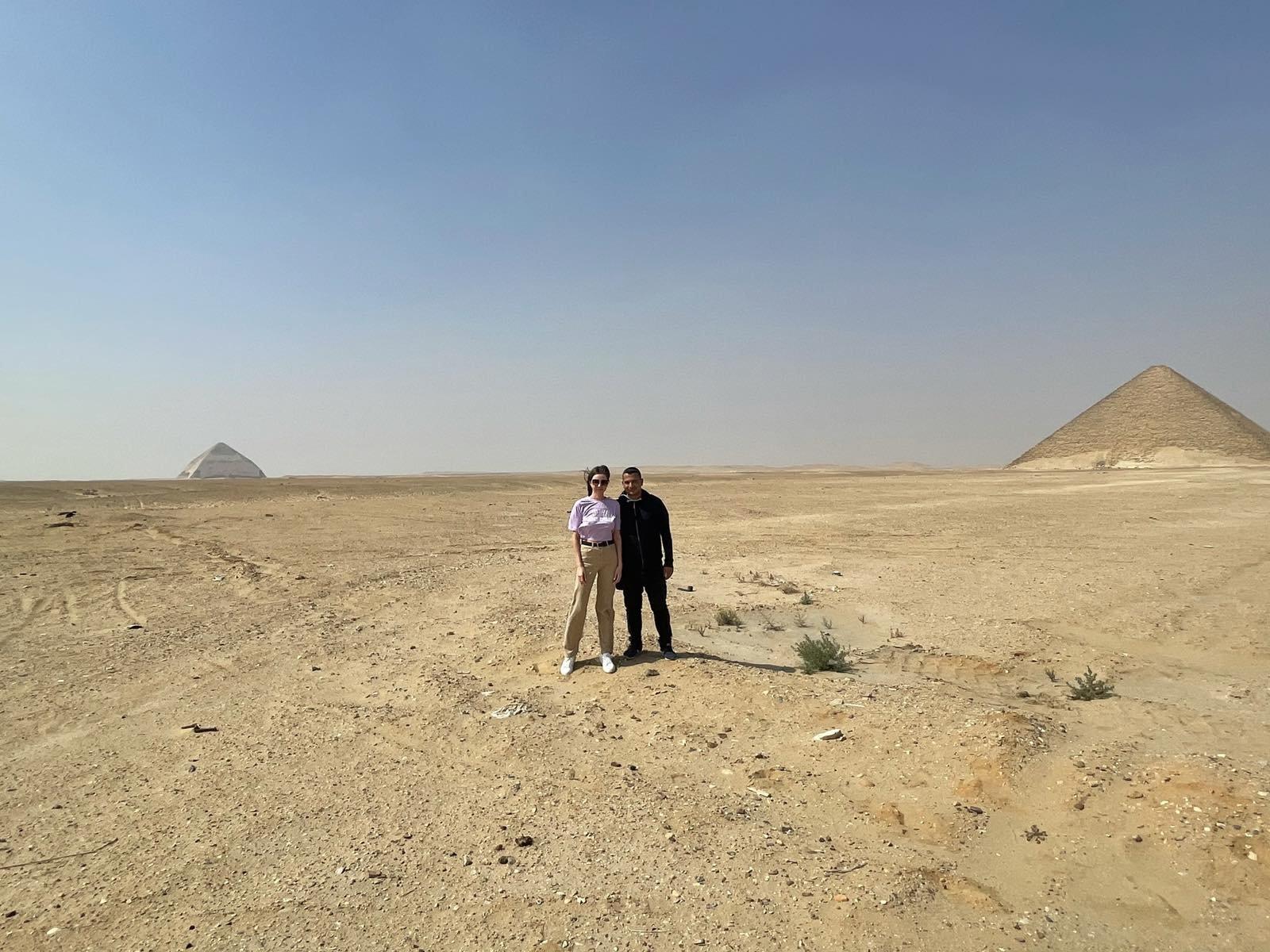 Пирамиды Египта и древняя столица