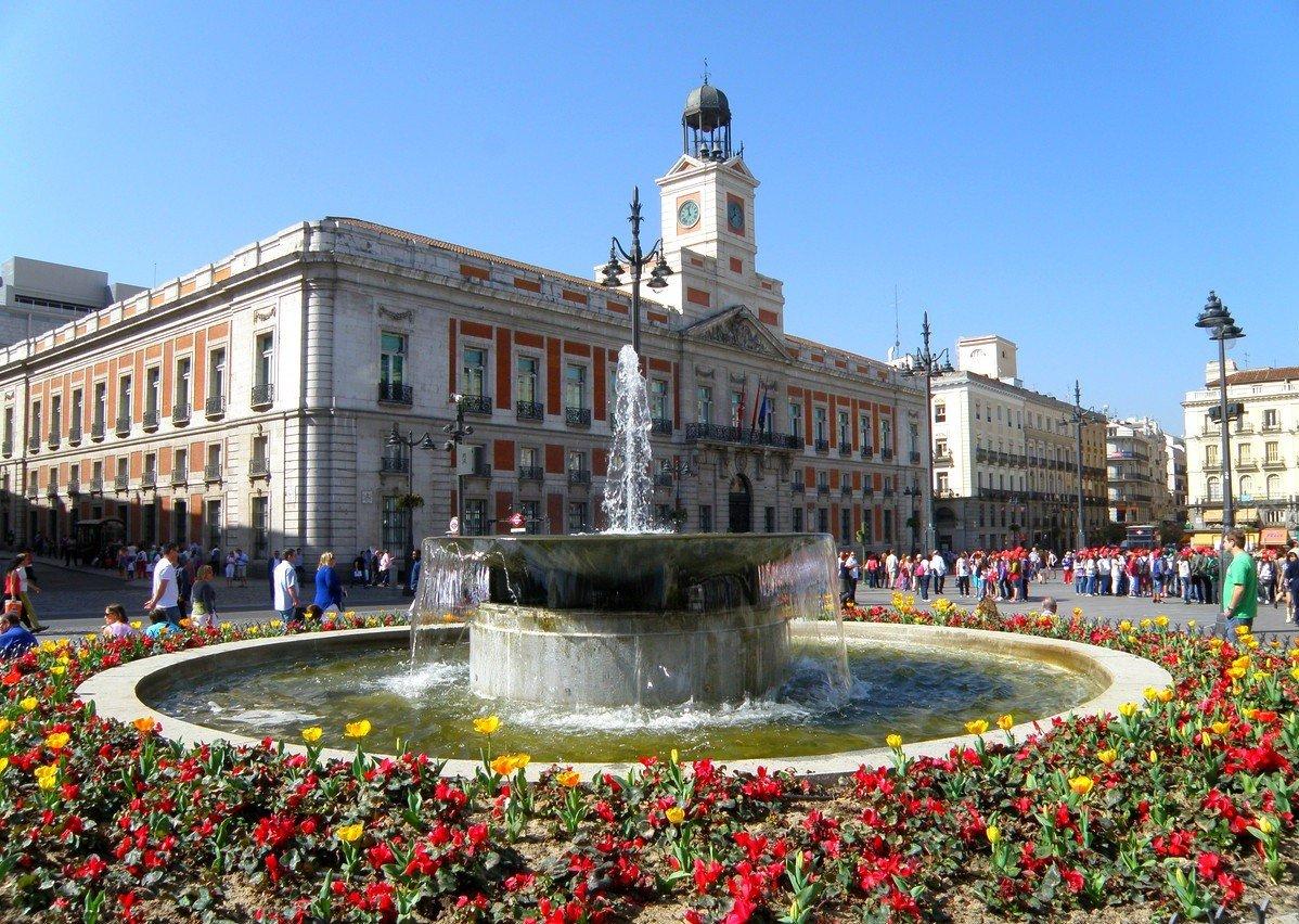 Экскурсия по Мадриду из аэропорта или ж/д вокзала для транзитных пассажиров