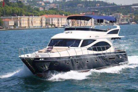 Круиз по Босфору на частной яхте с Гидом