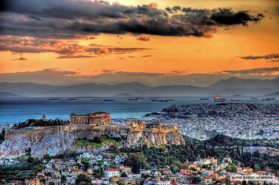 Афины – обзорный тур