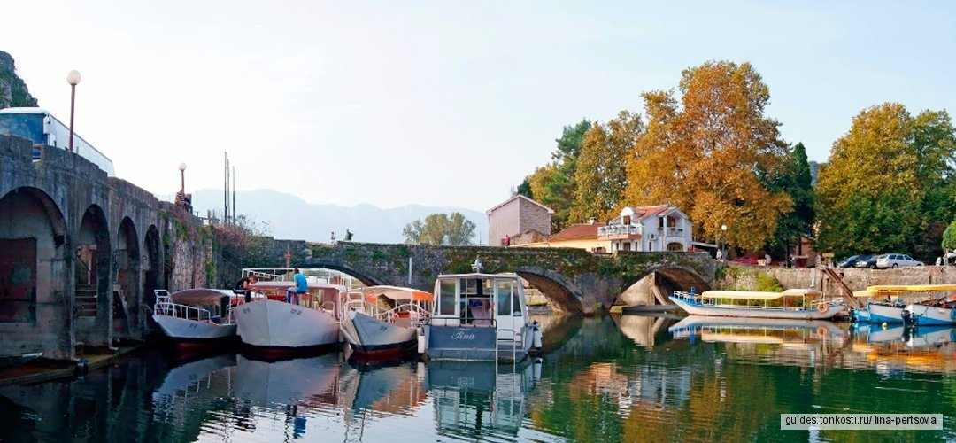 Скадарское озеро + река Црноевича