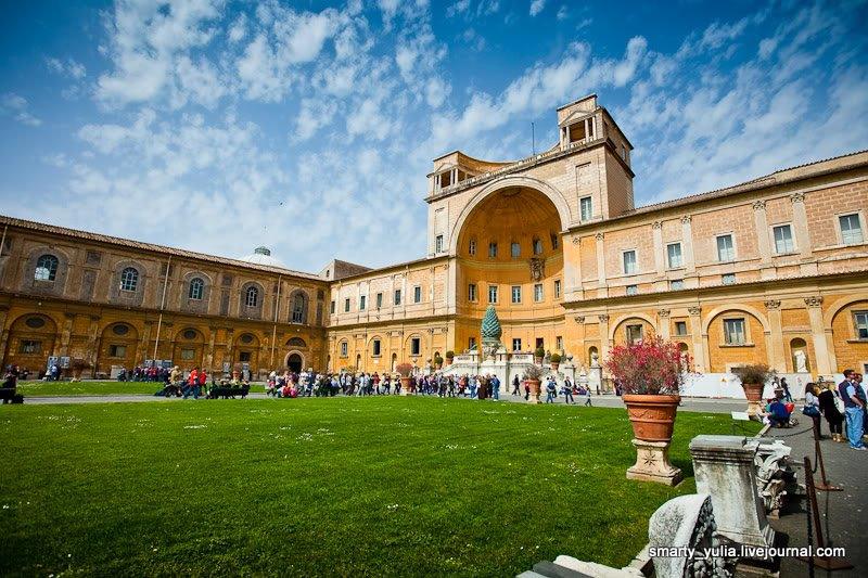 Все самое интересное о музеях Ватикана