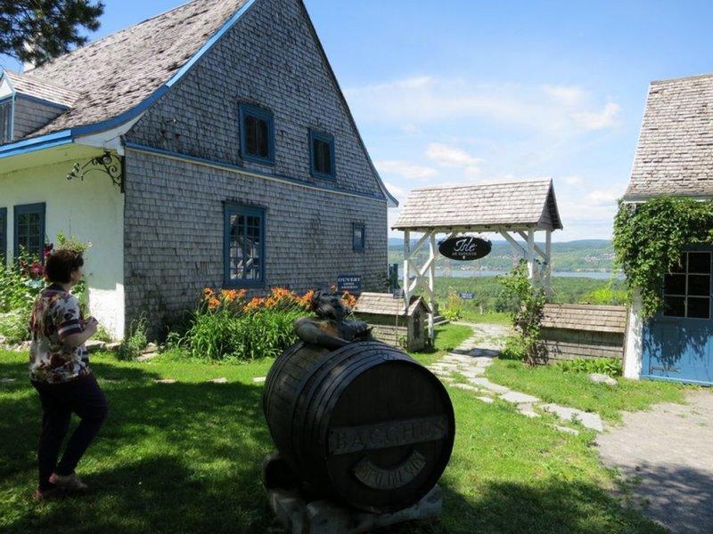 Окрестности Квебека