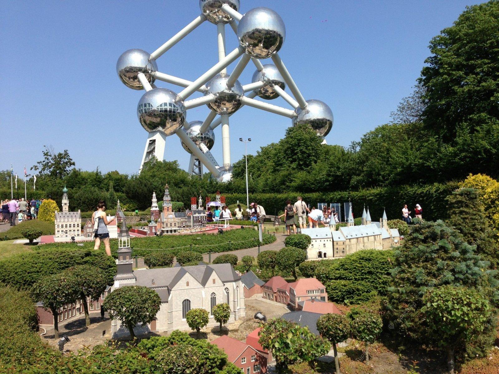 Отдых с детьми в Брюсселе