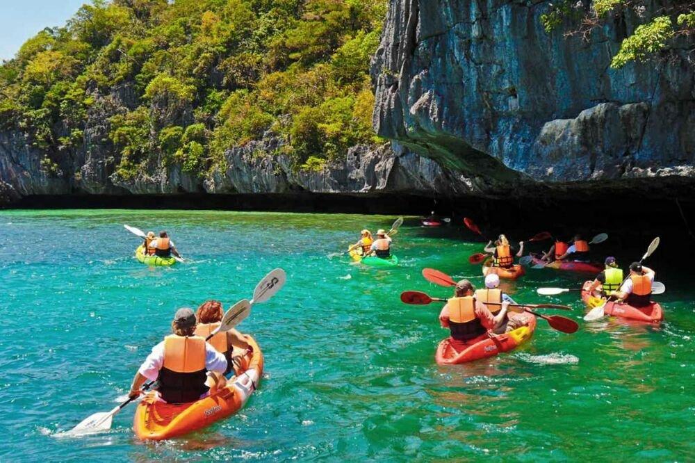 Национальный морской парк Ангтхонг