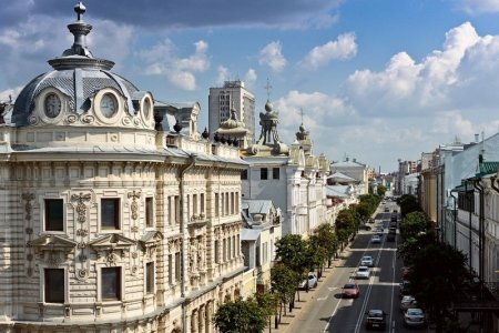 По дворянским улочкам Казани
