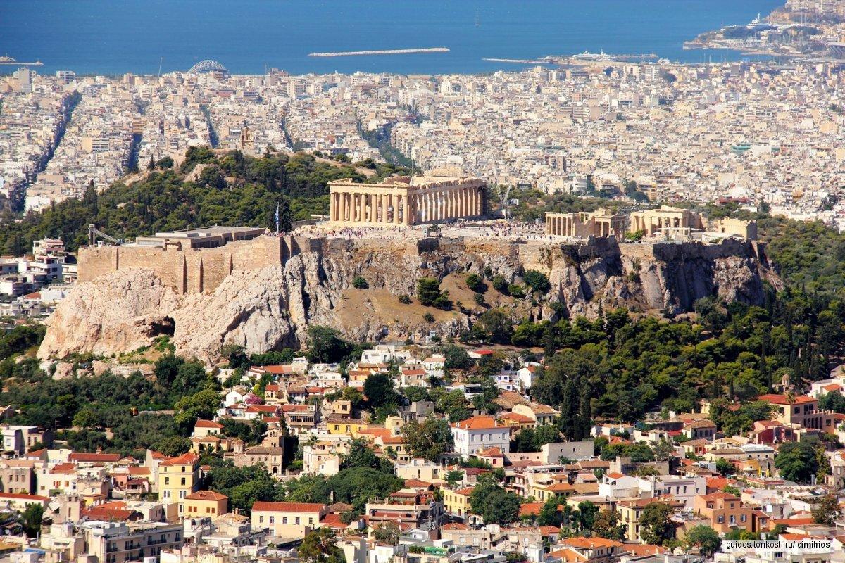 Лучшая Греция. Главные сокровища и достопримечательности