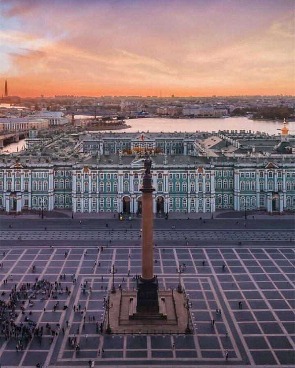 Эрмитаж — Зимний Дворец