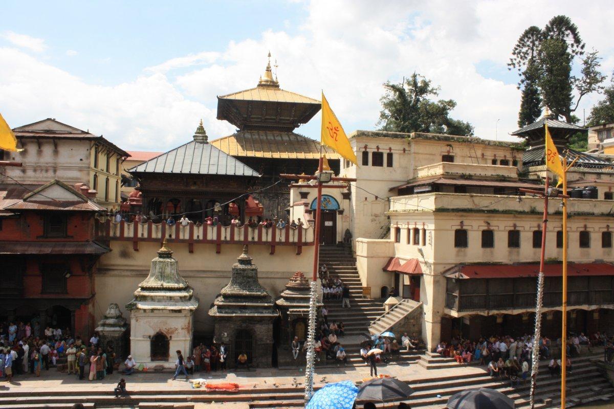 Святыни Катманду