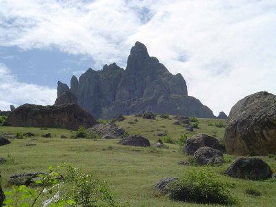 Таинственная гора Бешбармаг