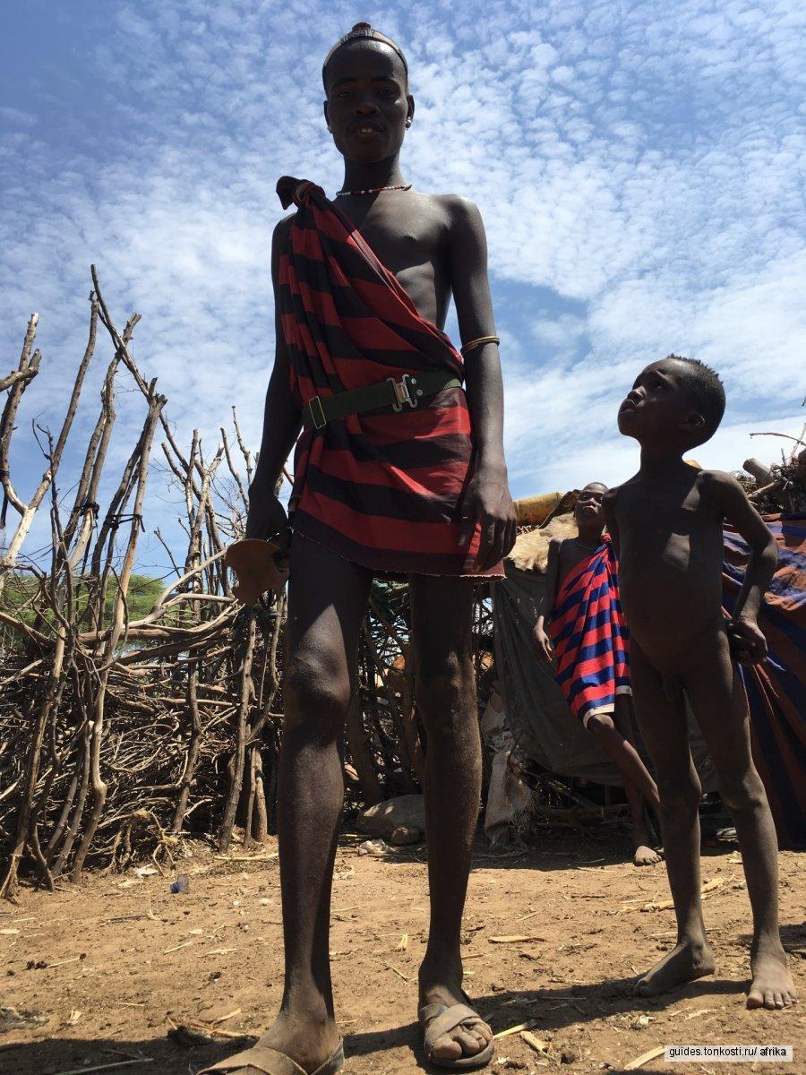 Тур на юг Эфиопии в долину реки Омо с русским гидом