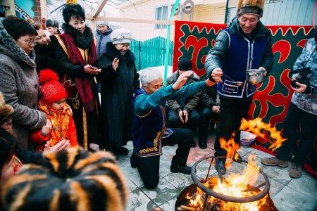 Духовная сила Алтайских шаманов