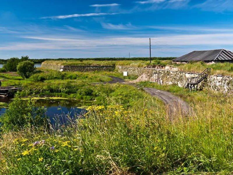 Новодвинская крепость — северный форпост