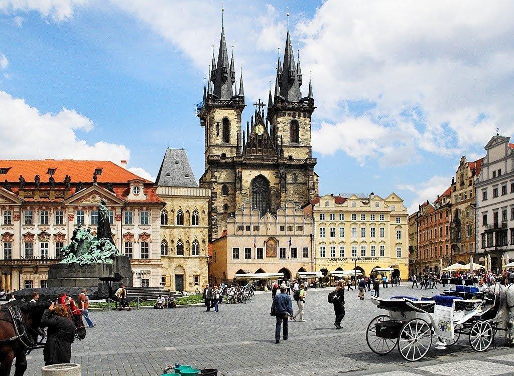 Прага — Старый город (памятник ЮНЕСКО), обзорная экскурсия