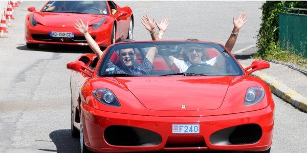 Поездка на Ferrari — роскошь, которая стала доступной!