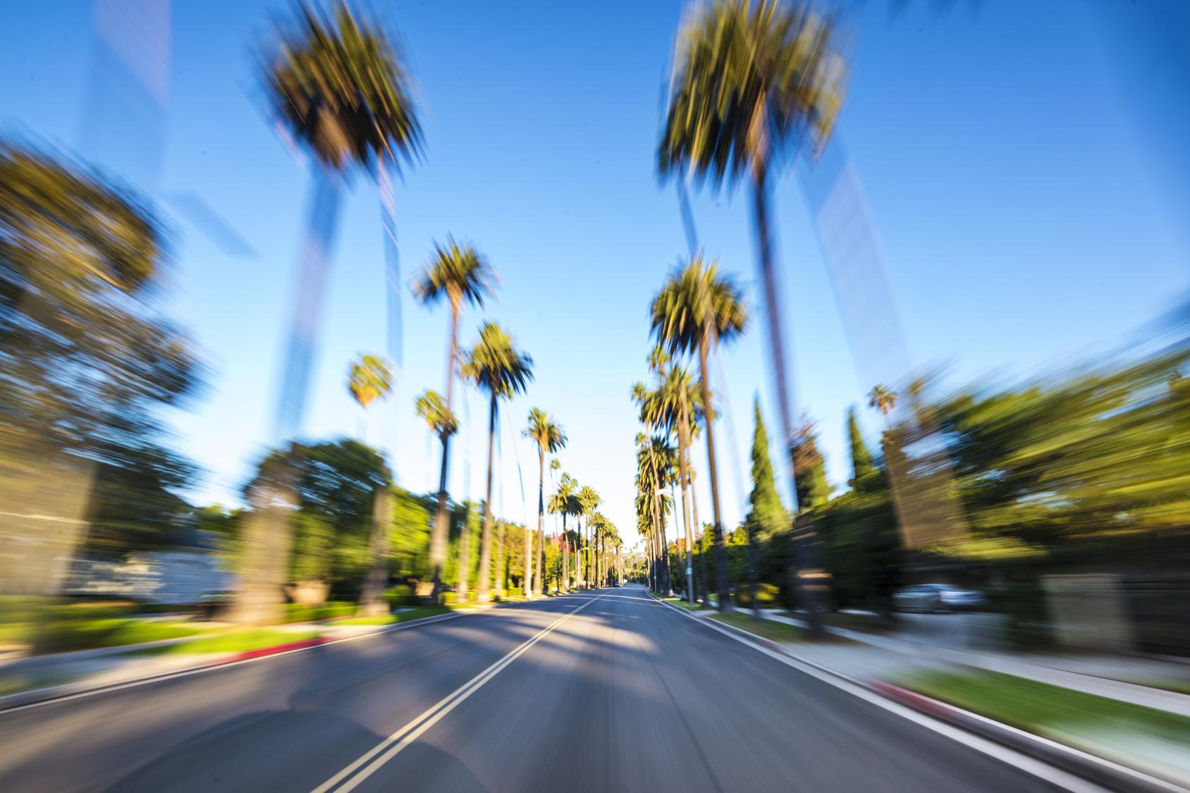 Лос-Анджелес — город американской мечты