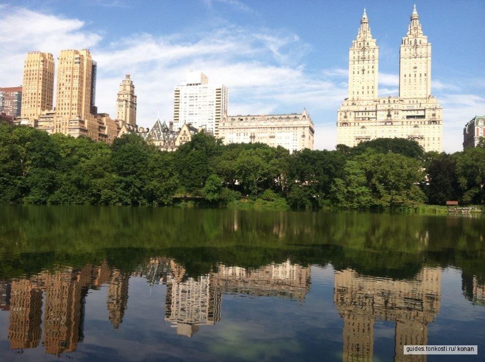 Знакомство с Нью-Йорком