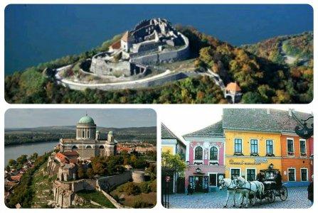 Величие и очарование живописной излучины голубого Дуная