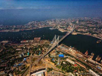 Обзорная Экскурсия по Владивостоку и о. Русский