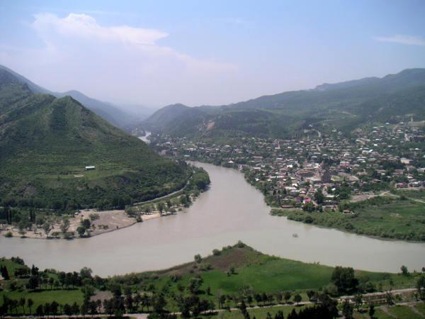 Две столицы — Мцхета и Тбилиси
