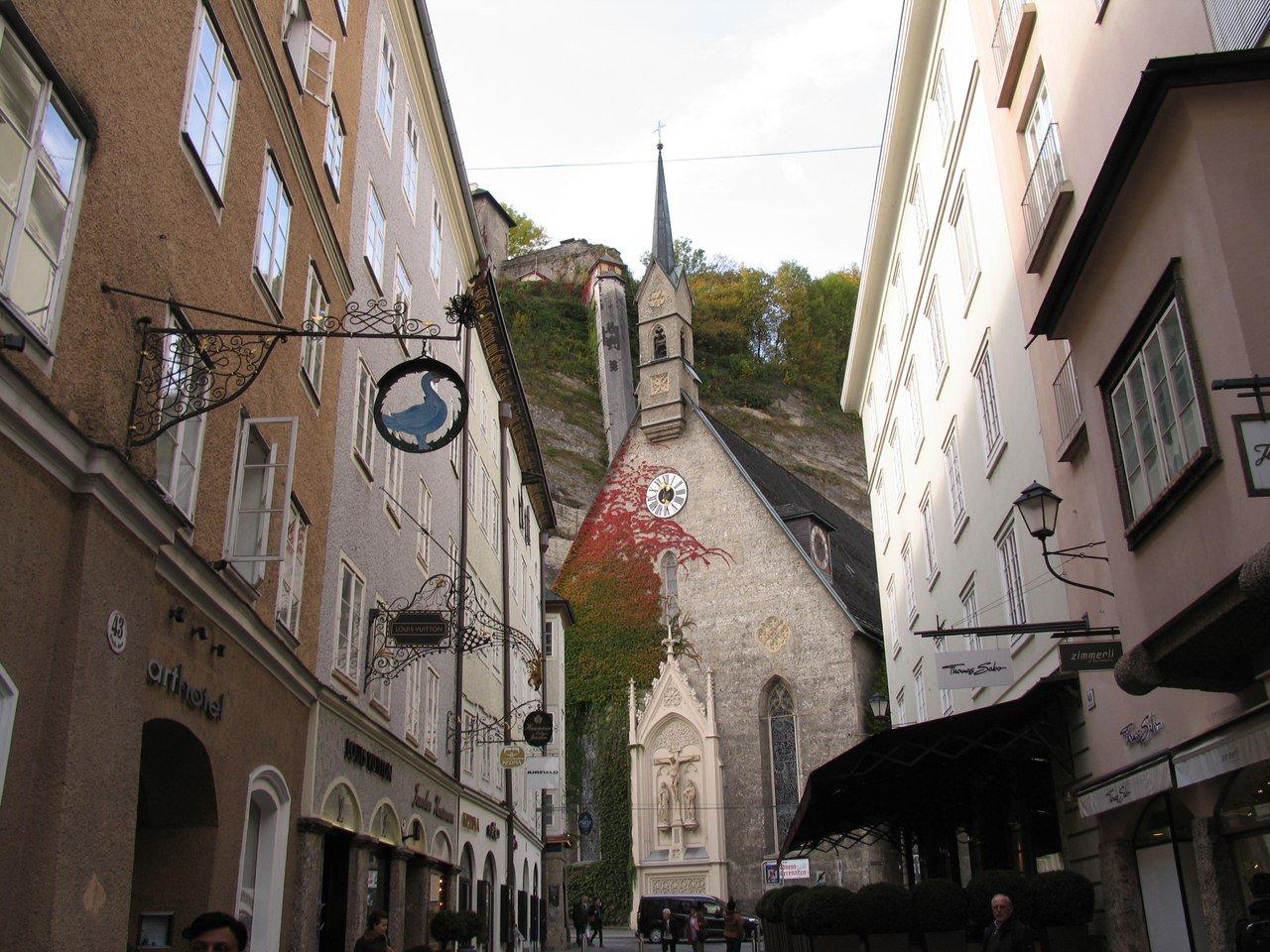 Экскурсия в Зальцбург из Мюнхена
