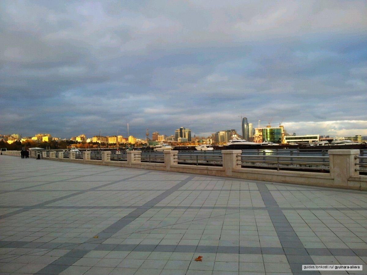 Баку — Париж Кавказа