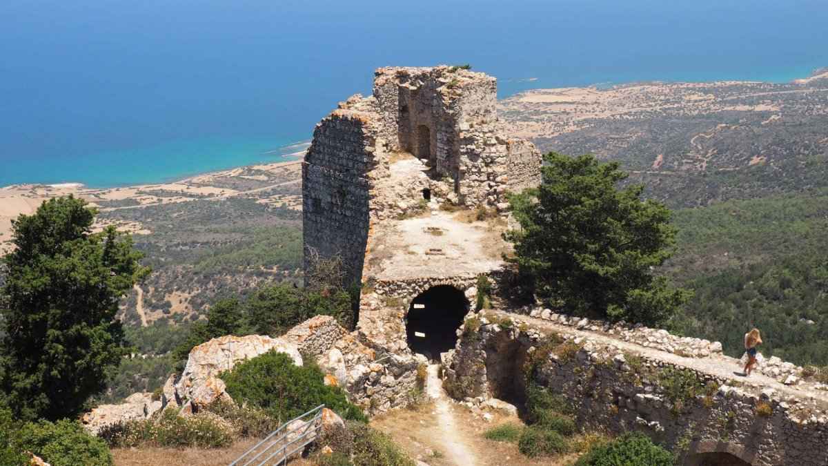 «Северный Кипр. Часть 2»: Пещера Инжирле — замок Кантара — Каплиджа — Саламин — Фамагуста