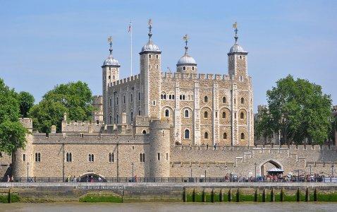 Тауэр — более 9 веков истории монархии. Охота за королями и бриллиантами